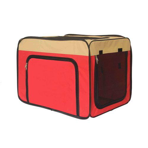 Tucker Murphy Pet Jodi Medium Heavy Duty Indoor and Outdoor Portable Pop Up Home Shelter Pet Carrier