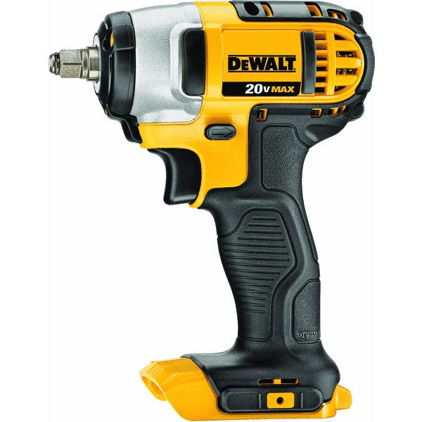 DeWalt 20V MAX Lithium-Ion Cordless Impact Wrench - Bare Tool