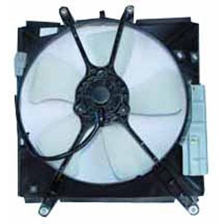 Engine Cooling Fan Assembly TYC 600150