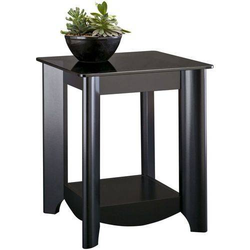 Bush Furniture Aero Collection End Table