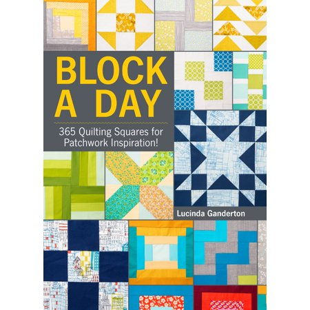 Block a Day : 365 Quilting Squares for Patchwork Inspiration!](Pattern Block Printables Halloween)