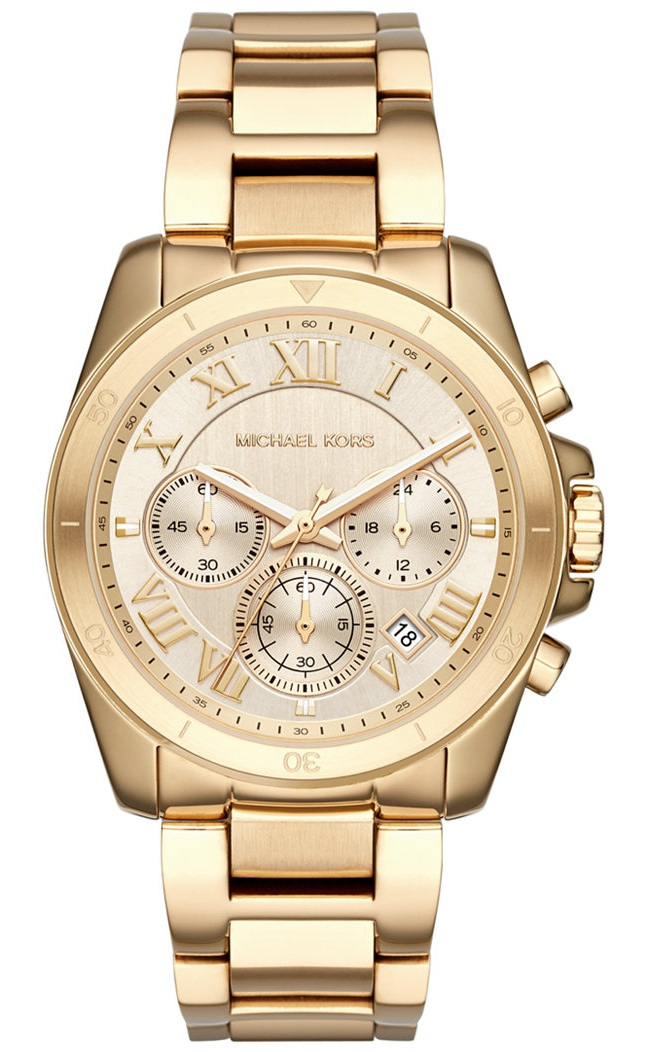Michael Kors Michael Kors Women's Brecken Chronograph Watch MK6366
