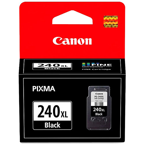 Canon PG-240XL Black High-Yield Ink Cartridge (5206B001)