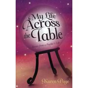 My Life Across the Table - eBook