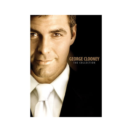 George Clooney: The Collection (DVD) (George Clooney Sonnenbrille)