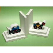 One World Loader / Cat Book Ends (Set of 2)