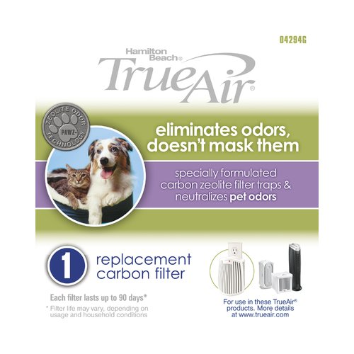Hamilton Beach TruAir Air Purifier Filter