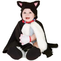 Caped Cuties Lil' Kitty Kat Infant Toddler Costume - 6-12 months