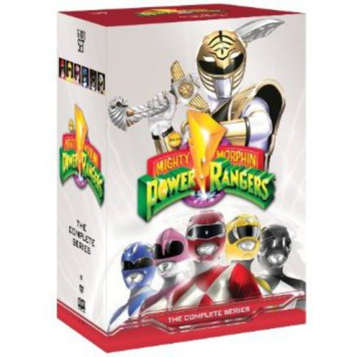 Mighty Morphin Power Rangers: The Complete Series (Full Frame)