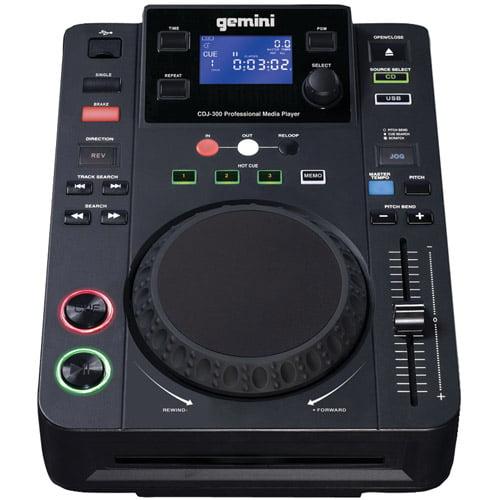 Gemini CDJ-300 Pro Media Player by Gemini