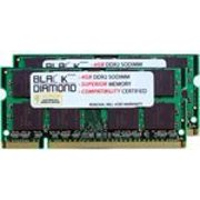 2GB 2X1GB RAM Memory for Packard Bell Easy Note S8500 Black Diamond Memory Modul