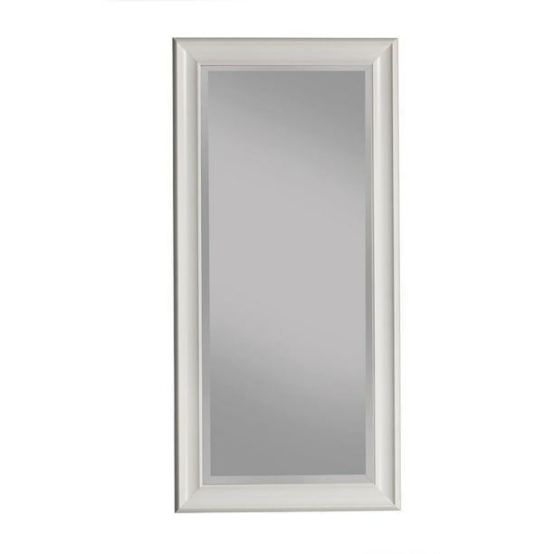 Full Length Leaner Mirror White 65 X, Extra Large Wall Mounted Full Length Mirror