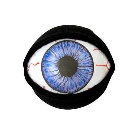 Glow LED Light Eyeball Haunted House Prop Hanging Eye Ball Halloween Party Home Decor