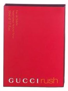 Gucci Rush Eau de Parfum Natural Spray for Women, 2.5 fl oz
