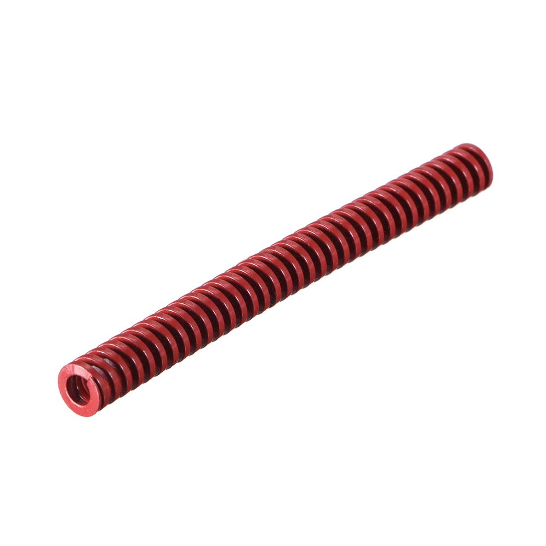 6mm OD 60mm Long Spiral Stamping Middle Load Compression Mould Die Spring 1Pcs - image 2 of 2