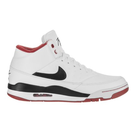 Teseo romano martes  Nike - Nike Air Flight Classic White/Black/Red Men's Basketball Shoes Size  7 - Walmart.com - Walmart.com