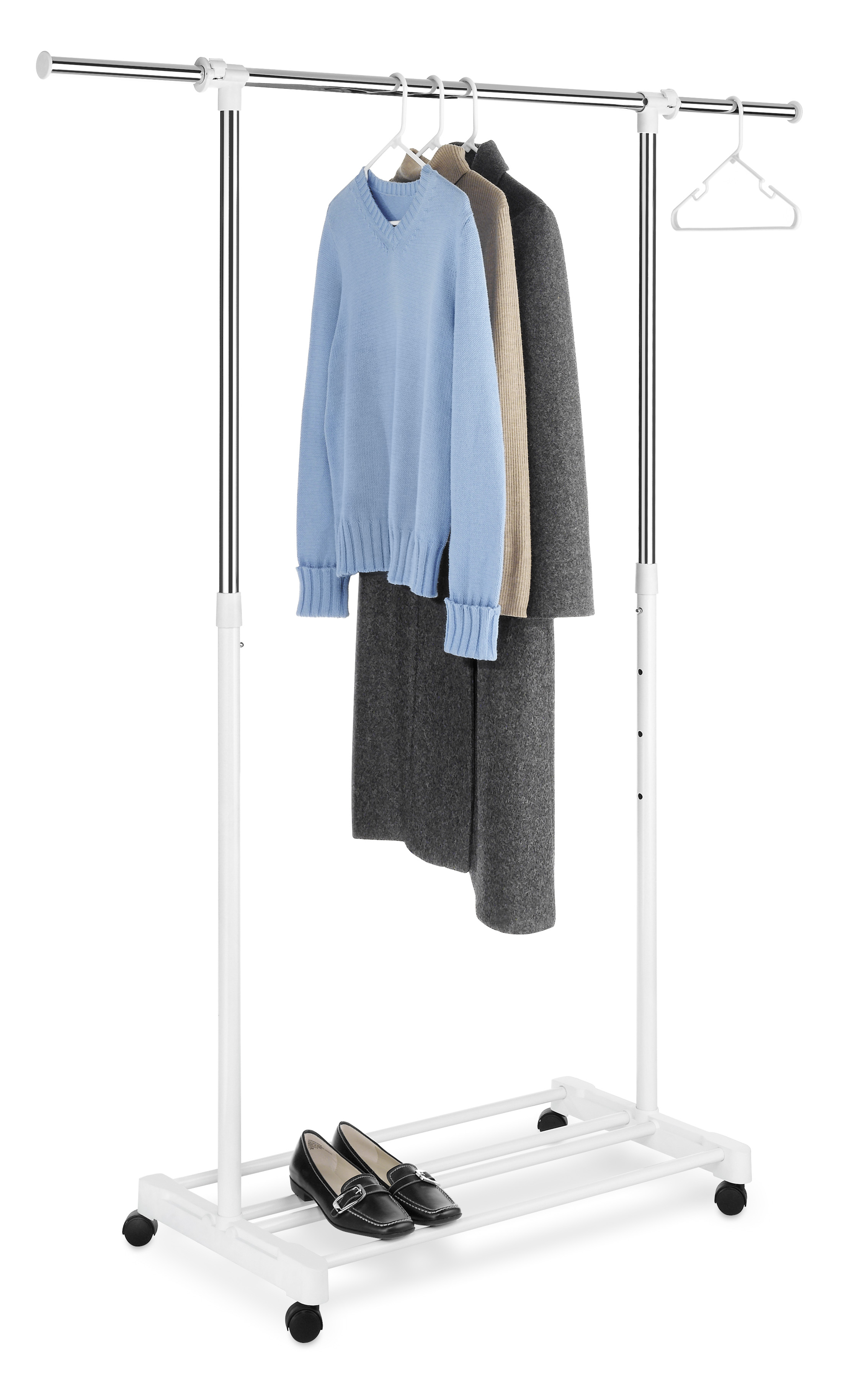 Whitmor Deluxe Adjustable Garment Rack,   Walmart.com