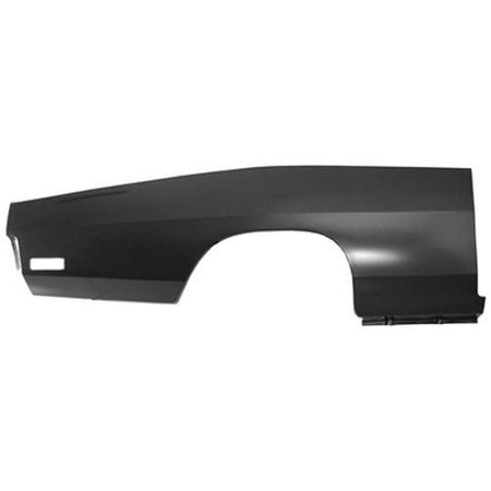 Goodmark Passenger Side Quarter Panel GMK216160070R for 70 Dodge Charger Dodge Charger Quarter Panel