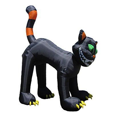 Inflatables 11 foot tall animated halloween inflatable bl...