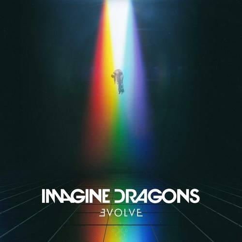 Imagine Dragons - Evolve (CD)