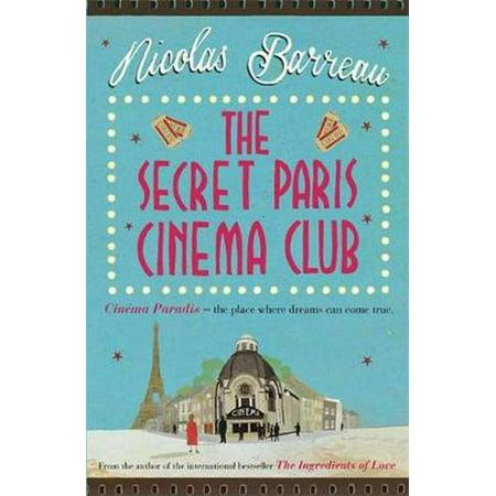 The Secret Paris Cinema Club (Paperback)](Cinema Secret)