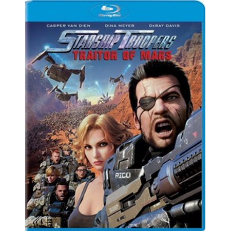 (Starship Troopers: Traitors Of Mars (Blu-ray))
