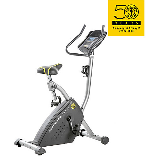 Gold's Gym Power 210 Upright Bike