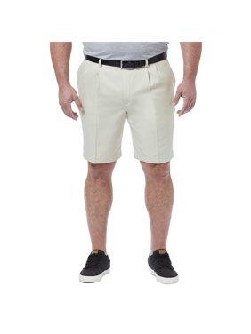 Men's Big & Tall Cool 18 Pro Pleat Front Shorts Regular Fit HS90439