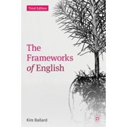 The Frameworks of English (Paperback)