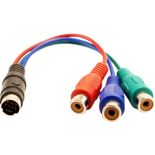 VisionTek 7-Pin to HDTV/Component Cable 900660