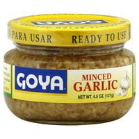 Goya Goya  Garlic, 4.5 oz