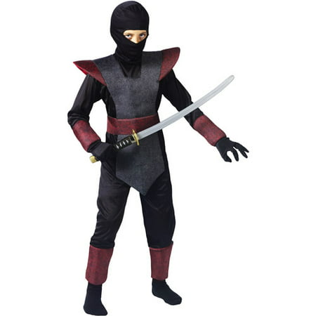 Costume Stores In Ohio (Ninja Fighter Child Halloween)