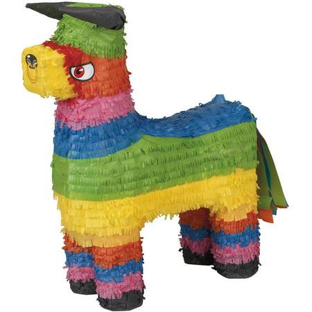 Bull Pinata, Multicolor, 15in x - Piñata De Olaf