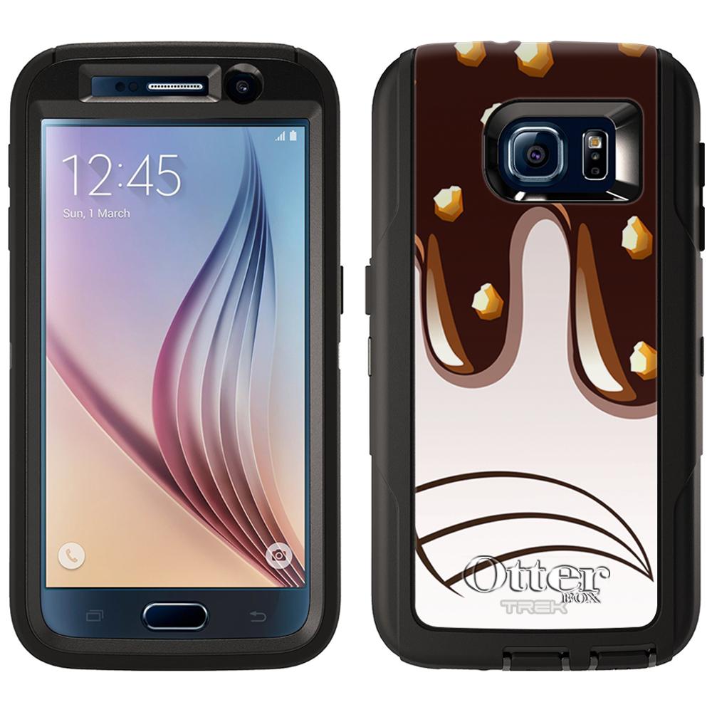 OtterBox Defender Samsung Galaxy S6 Case - Chocolate Syru...