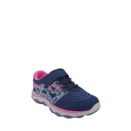 Athletic Works Girls' Printed Cage Sneaker