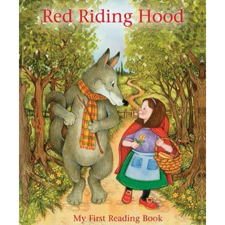 Red Riding Hood (Floor Book) : My First Reading Book](First Grade Halloween Reading Lessons)