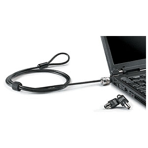 Lenovo Kensington Microsaver Security Cable Lock for ThinkPad Laptops