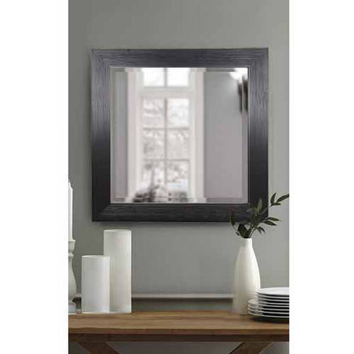 "Better Homes and Gardens 20"" x 20"" Sawyer Beveled Mirror"