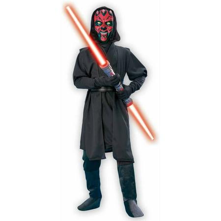 Star Wars Darth Maul Child Halloween Costume - Darth Maul Halloween