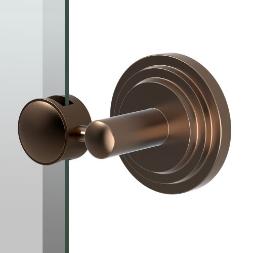 "Gatco 4920LG Marina 28-1 2""W X 32""H Wall-Mounted Frameless Oval Mirror by Gatco"