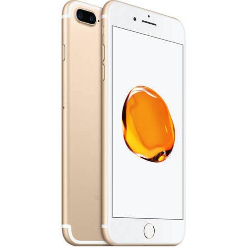 AT&T Apple iPhone 7 Plus 128GB Refurbished Smartphone, Black by Apple