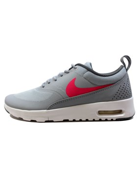 7d5d2fc2acef9 Product Image Nike Grade-School Air Max Thea Wolf Grey Hyper Pink-Cool Grey  814444