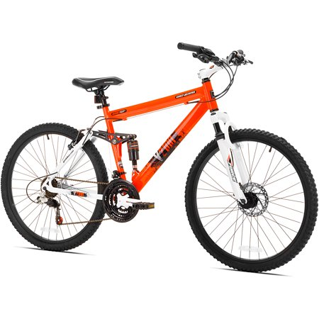 26 Genesis V2100 Men S Mountain Bike Orange