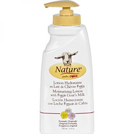 Goats Milk Eczema (nature by canus lotion - goats milk - nature - original formula - 11.8)