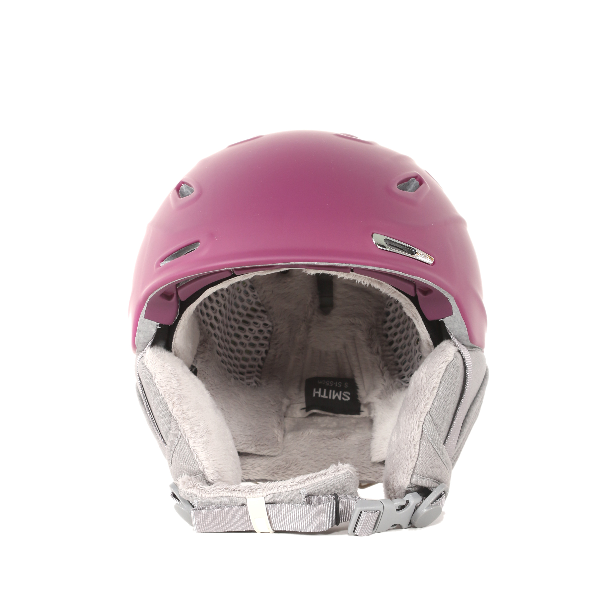 Smith Optics Arrival Women's Matte Grape MIPS Ski Snowboard Helmet by Smith Optics