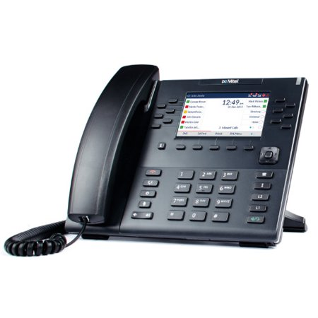 Mitel 6869 Mid Range Color Display Dual Port Gige Sip Phone