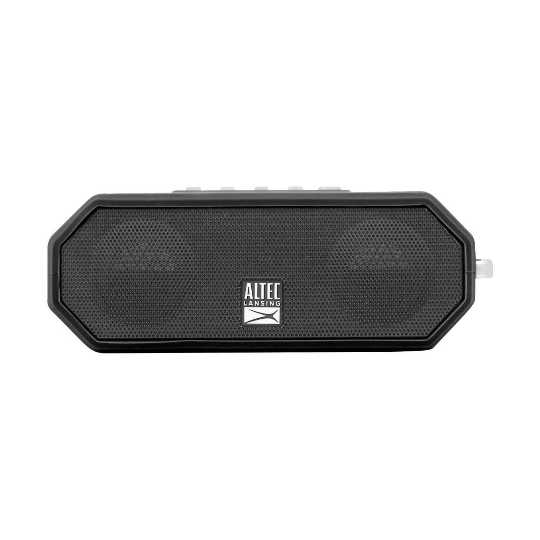 Altec Lansing Jacket H20 4 Bluetooth Speaker- Black - Walmart.com
