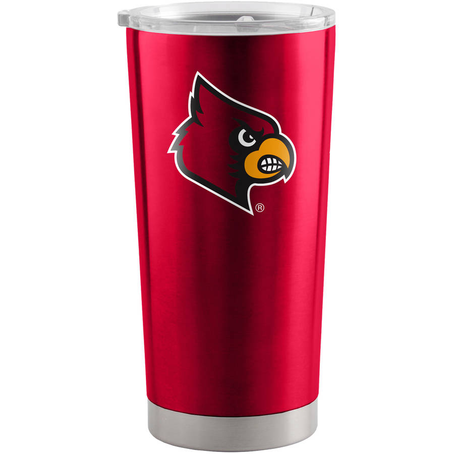 NCAA Louisville Cardinals 20 oz Ultra Tumbler