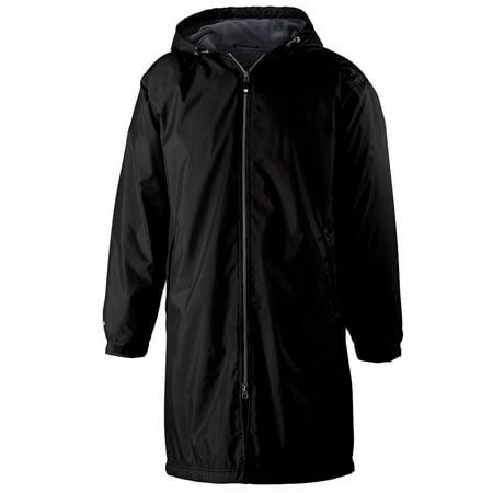 Holloway Conquest Jacket Black 2Xl - image 1 de 1