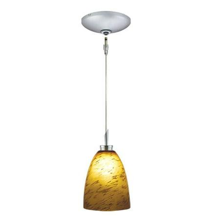 Jesco Lighting KIT-QAP220-AR-A Goblet 1 Light Low Voltage Mini Pendant with Cano
